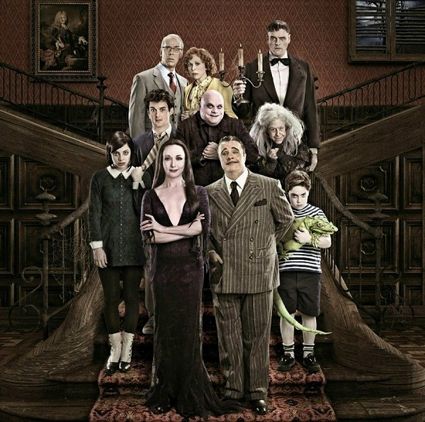 play Addams Family musical 9