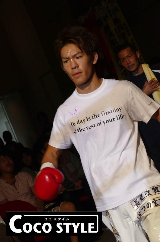 井上太陽様 オリジナルプリントTシャツ