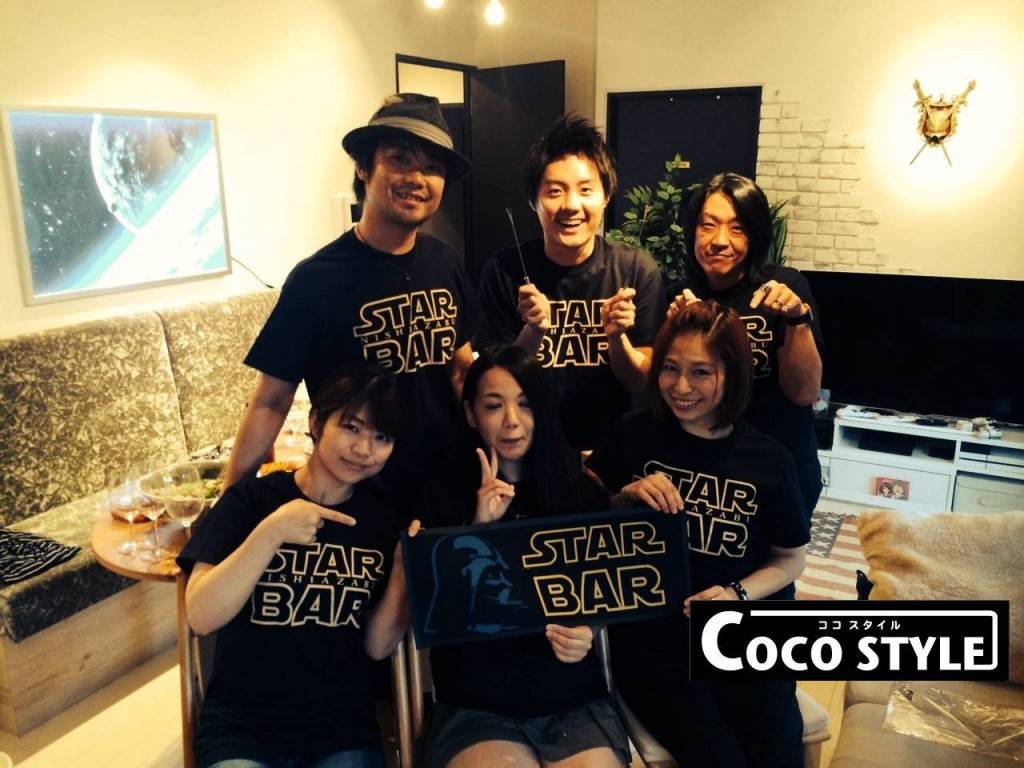 Studio A!Muse 横山様 オリジナルプリントTシャツ