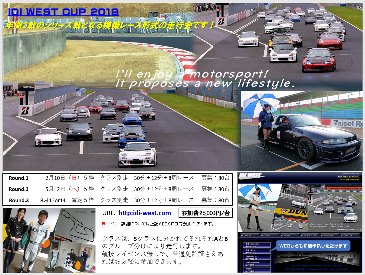 IDI WEST CUP 2019